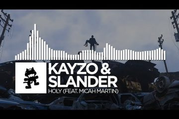 Kayzo-Slander-Holy-feat.-Micah-Martin-Monstercat-Release