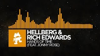 House-Hellberg-Rich-Edwards-Hands-of-Time-feat.-Jonny-Rose-Monstercat-Release