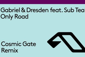 Gabriel-Dresden-feat.-Sub-Teal-Only-Road-Cosmic-Gate-Remix