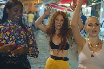 Jess-Glynne-All-I-Am-Official-Video