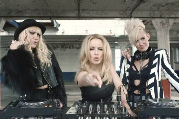 NERVO-feat.-Kylie-Minogue-Jake-Shears-Nile-Rodgers-The-Other-Boys-Official-Video